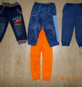 штанишки на 2-3 года