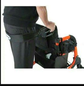 Ходунки-ролляторы с функцией инвалидной коляски.