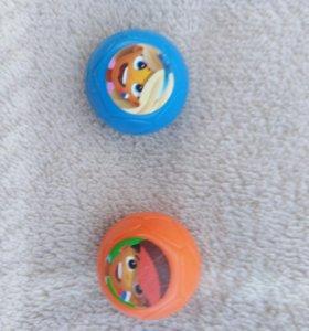 Игровые мячики из 5тёрочки