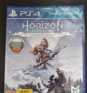 Horizon zero dawn для PS4