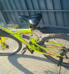 Велосипед Maxxpro 24 MIX(X2411-4) Торг уместен