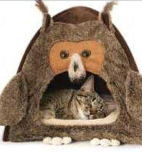 Домик для животных сова