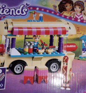 Lego для девочек