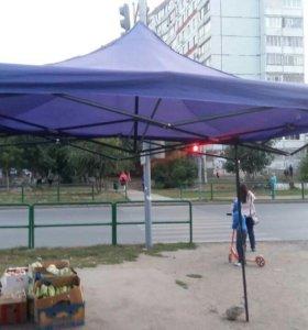 Шатры раскладной торговые палатки