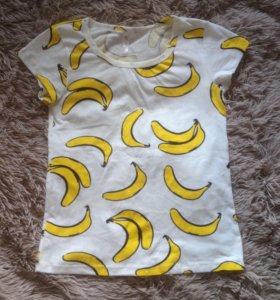 Футболка с бананами 🍌