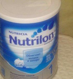 Детское питание Nutrilon комфорт