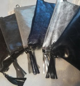 Новые маленькие сумки италия кожа натуральная