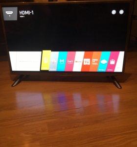 Телевизор LG Smart tv 32LB652V