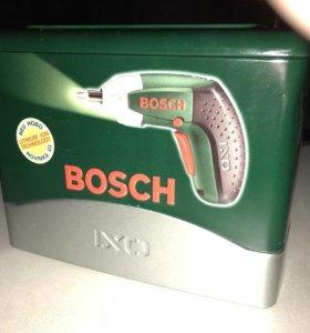 Шуруповёрт Bosch IXO