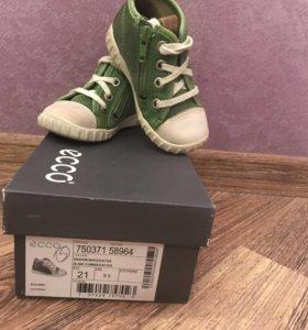 Кеды кроссовки Ecco