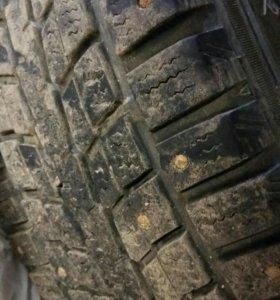 Зимние колеса для Солярис