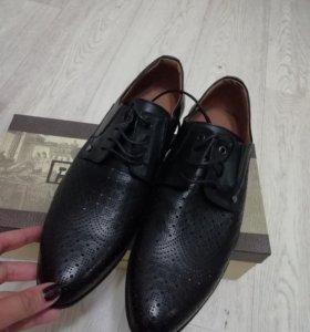 Туфли мужские Нат кожа