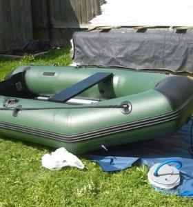 Лодка солано