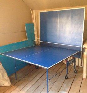 """Новый стол теннисный """"START LINE"""" Olympic"""