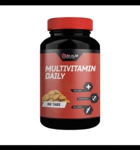Multivitamin daily do4a lab