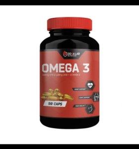 Omega 3 Do4a lab