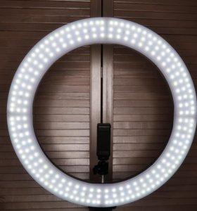 Кольцевая лампа, круговая лампа