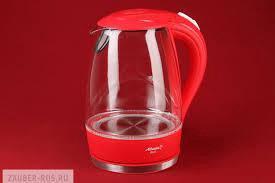 Электрический Чайник Atlanta ATH-2461 red