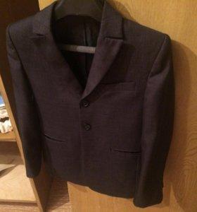 Школьный костюм пиджак