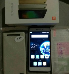 Смартфон Redmi 3