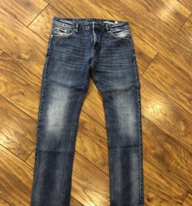 Мужские джинсы 2 die 4 б/у