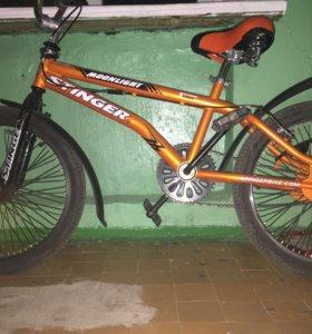 Велосипед от Stinger (Moonlight)
