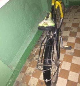 Детский велосипед (Ben 10)