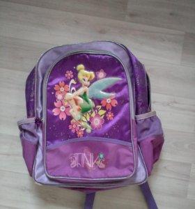 Рюкзаки для девочки.