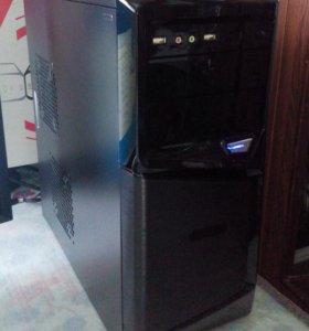 Игровой Intel X4, 4Gb DDR3, 320Gb, GTX 750 на гар.