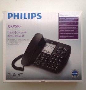 Телефон Philips CRX500