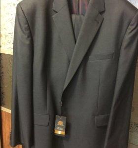 Новый мужской костюм, р. 64-182