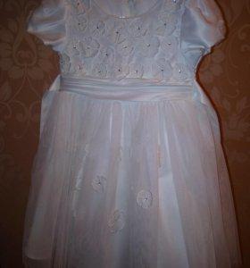 Нарядное платье р.92