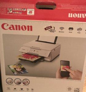 Принтер Canon Pixma TS8040