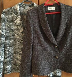 Пиджаки женские 46-48 размер