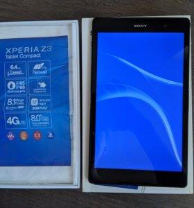 Планшет Sony Xperia Z3 Tablet Compact SGP621 Lte