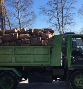 Горбыль .дрова уголь
