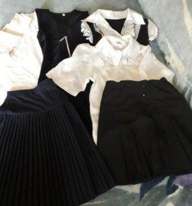 Продам школьные вещи для девочки