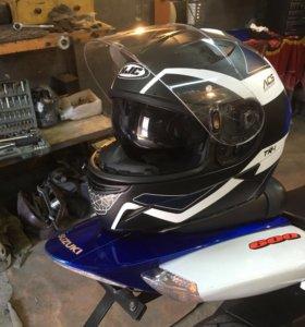 Cпортивный шлем HJC TR-1 Tholos MC2SF