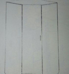 Угловой шкаф шифонер