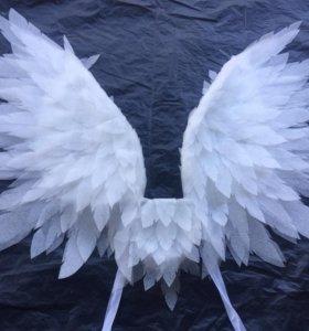 Крылья ангела для фотосессий