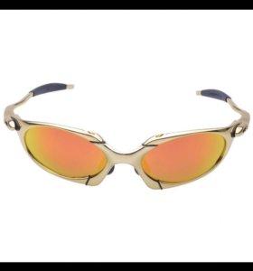 Вело очки новые