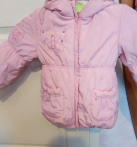 Детская куртка, деми