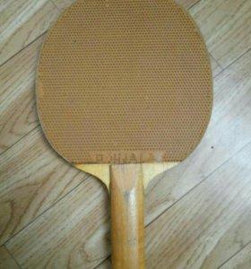 Ракетки для настольного тенниса, шарики
