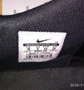 Сороконожки для футбола Nike Tiempo