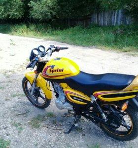 Мотоцикл Eurotex Sprint 150