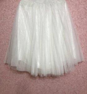Продам фатиновую юбку