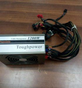 БП Toughpower 1200w
