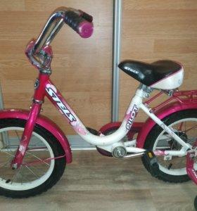 Продам велосипед детский до 6 лет