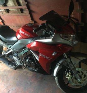 Мотоцикл RECER 250