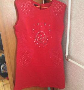 Платье 52 размера